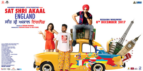 Film picture: Sat Shri Akaal England