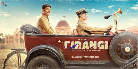 Film picture: Firangi