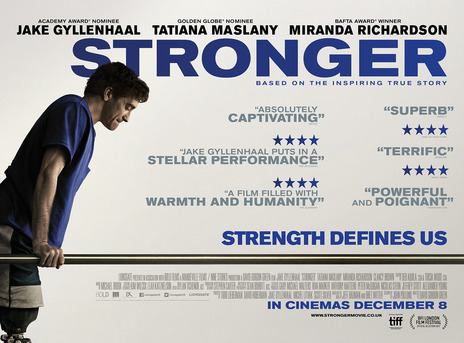 Film picture: Stronger