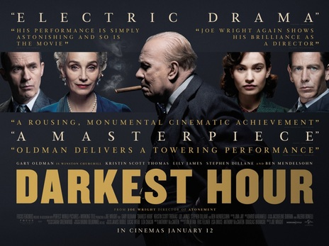 Film picture: Darkest Hour