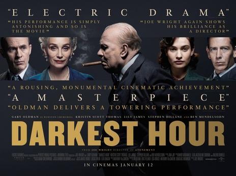 Film picture: Darkest Hour