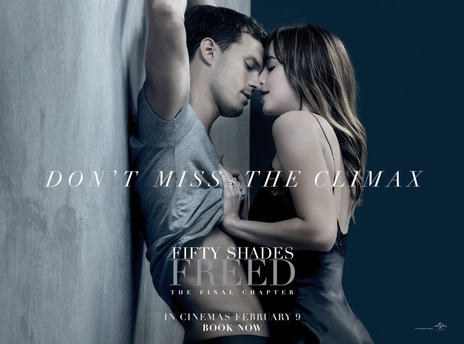 Film picture: Fifty Shades Freed