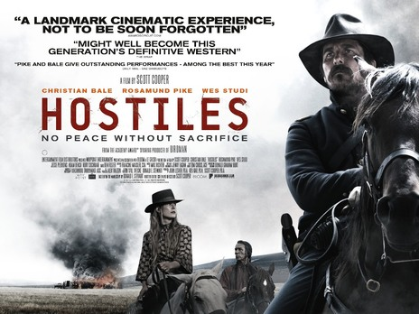Film picture: Hostiles