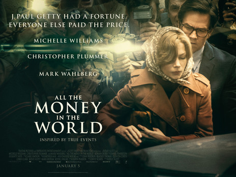 Film picture: All The Money In The World