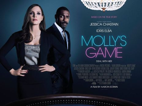 Film picture: Molly's Game
