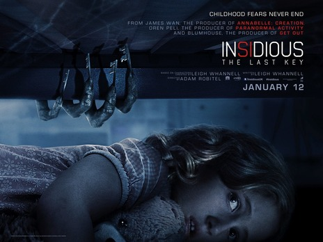 Film picture: Insidious: The Last Key