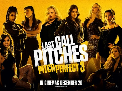 Film picture: Pitch Perfect 3