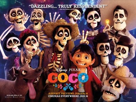 Film picture: 3D Coco