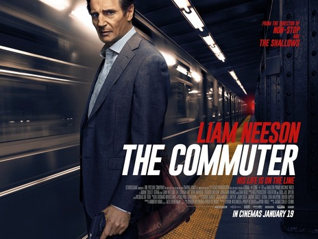Film picture: (IMAX) The Commuter