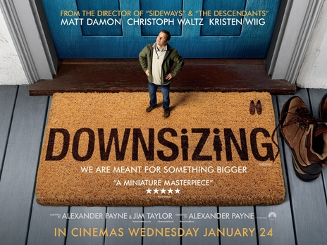 Film picture: Downsizing
