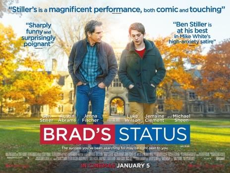 Film picture: Brad's Status