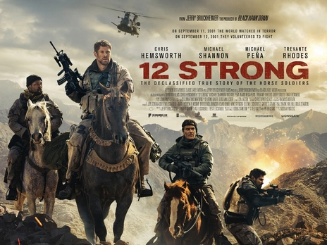 Film picture: 12 Strong
