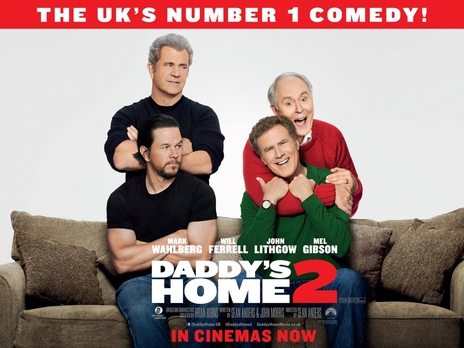 Film picture: Daddy's Home 2