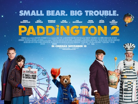 Film picture: Paddington 2