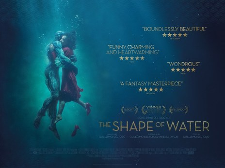 Film picture: The Shape Of Water