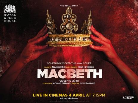 Film picture: ROH - Macbeth (Live)