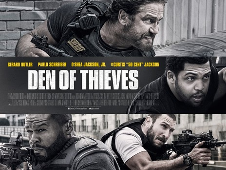 Film picture: Den Of Thieves