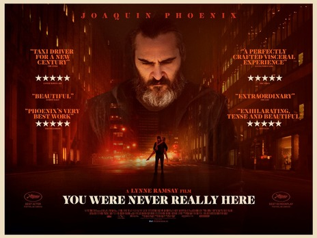 Film picture: You Were Never Really Here