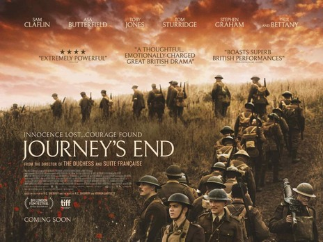 Film picture: Journey's End