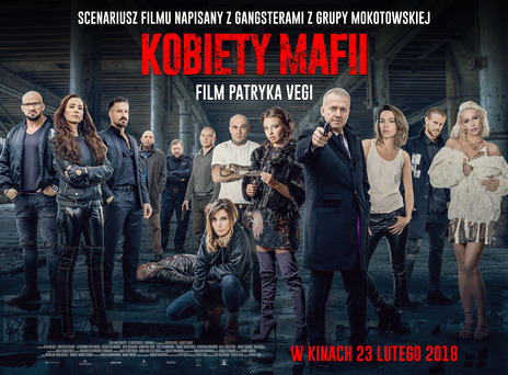 Film picture: Kobiety Mafii (Polish With English Subtitles)