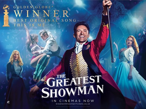 Film picture: The Greatest Showman