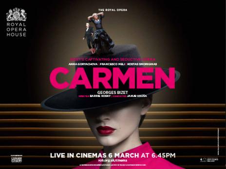 Film picture: ROH - Carmen (Live)