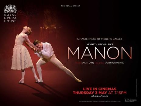 Film picture: ROH - Manon (Live)