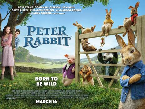 Film picture: Peter Rabbit