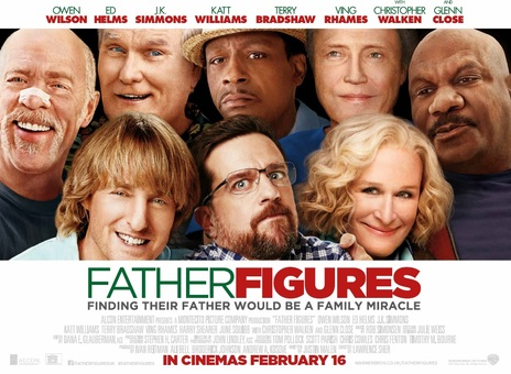 Film picture: Father Figures