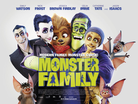 Film picture: Monster Family