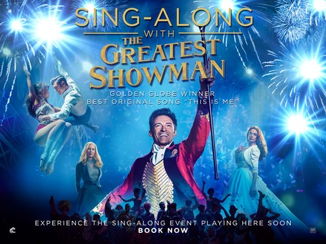 Film picture: The Greatest Showman (Sing-A-Long)