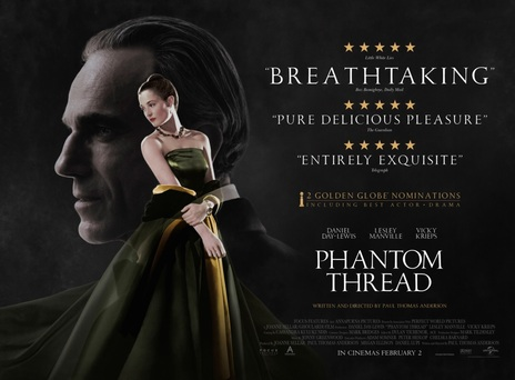 Film picture: Phantom Thread