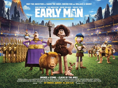 Film picture: Early Man