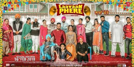 Film picture: Laavan Phere