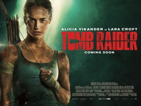 Film picture: (IMAX) 3D Tomb Raider
