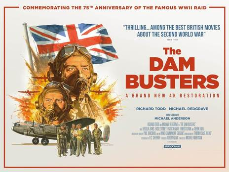 Film picture: The Dam Busters At 75: Live From The Royal Albert Hall.