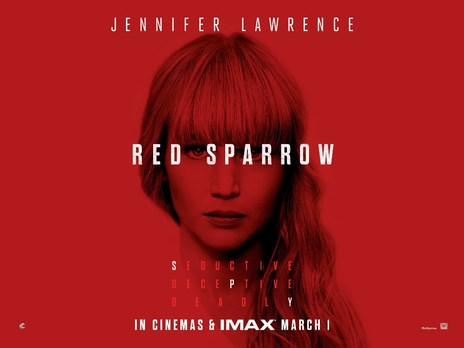 Film picture: (IMAX) Red Sparrow