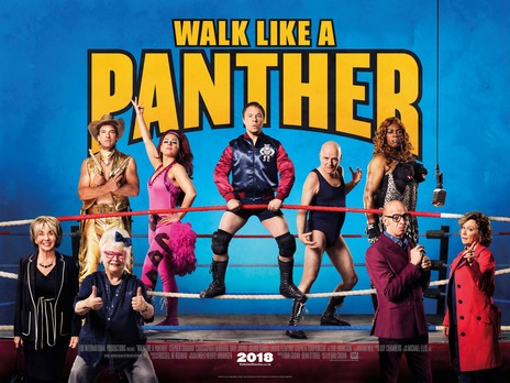 Film picture: Walk Like A Panther