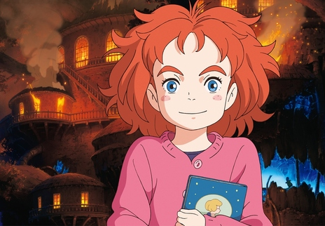Film picture: Mary And The Witch's Flower