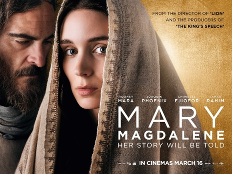 Film picture: Mary Magdalene