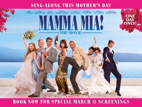 Film picture: Mamma Mia! Sing-A-Long Mother's Day Special