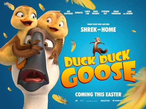 Film picture: Duck Duck Goose