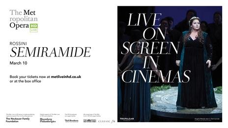 Film picture: Met Opera 2018 - Semiramide