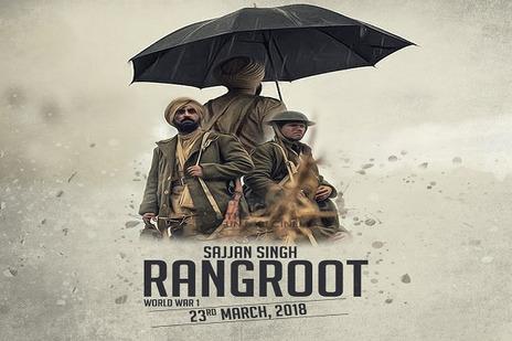 Film picture: Sajjan Singh Rangroot