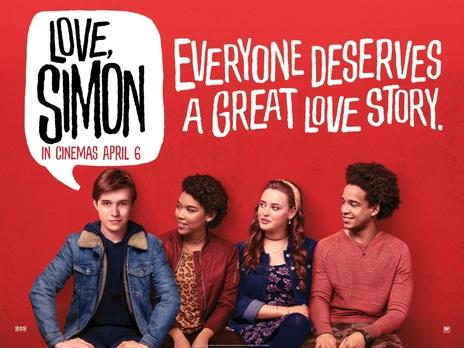 Film picture: Love, Simon
