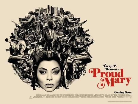 Film picture: Proud Mary