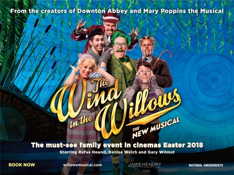 Film picture: Wind In The Willows: The Musical