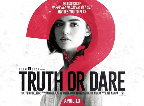 Film picture: Truth Or Dare
