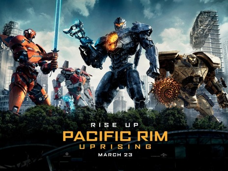 Film picture: (IMAX) 3D Pacific Rim: Uprising
