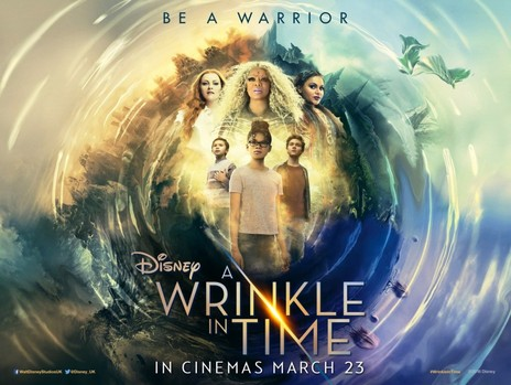 Film picture: 3D A Wrinkle In Time